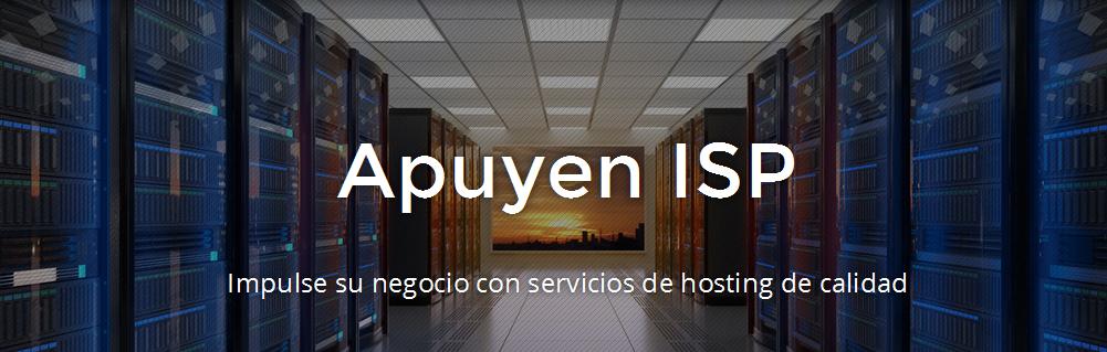 Estreno de la nueva web de Apuyen ISP